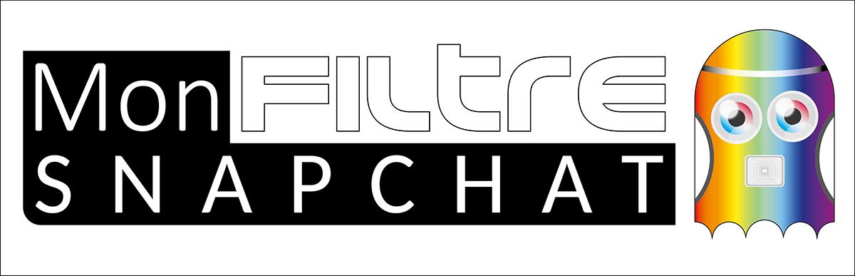 Mon filtre snapchat logo