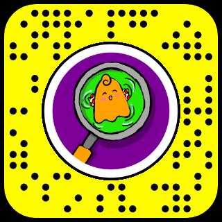 Filtre snapchat cache cache
