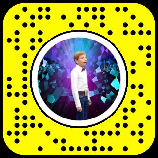 filtre snap-enfant-danse