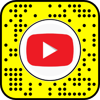 filtre snapchat cadre youtube