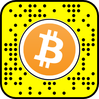 filtre snapchat bitcoin