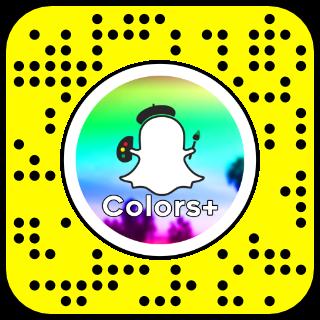 filtre snapchat effets couleurs
