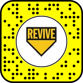 Filtre snap gamer revive