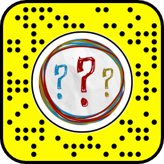 Filtre snapchat jeux devinette