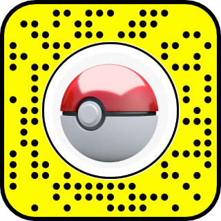 Filtre snapchat Pokemon pokedex