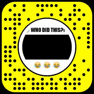 Filtre snapchat qui fait ca ?