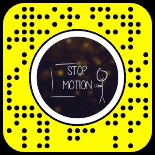 Filtre snapchat Stopmotion