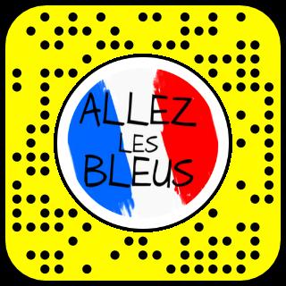 Filtre snapchat France