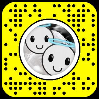 Lens ange snapchat ; filtre snapchat