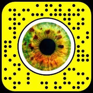 snapchat filter green eyes